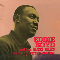 Boyd Eddie-And His Blues Band featuring Peter Green