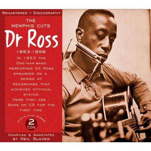 Bluebeat Music Doctor Ross 2cds The Memphis Cuts