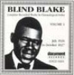 Blind Blake-Complete Recorded Works  Vol 1