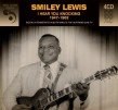 Lewis Smiley-(4CDS) I Hear You Knocking 1947-62