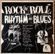 Rock & Roll VS Rhythm & Blues- (VINYL) Roy Milton-Chuck Higgins