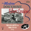 MODERN Downhome Blues- Mississippi & Arkansas Vol 2