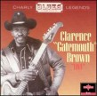 Brown Gatemouth-Live 1980