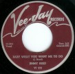 Jimmy Reed-(45RPM) Caress Me Baby/ Baby What You Want Me To Do