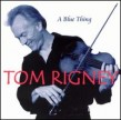 Rigney Tom- A Blue Thing
