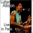 Allison Luther- Live In Paris