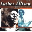 Allison Luther-The Motown Years 1972-1976