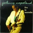 Copeland Johnny- Live In Australia