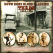 Down Home Blues Classics-(4CDS) TEXAS 1946-1954