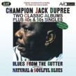 Champion Jack Dupree- (2CDS) Blues FromThe Gutter / Natural & So