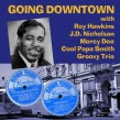 Going Downtown- West Coast Blues Piano Greats
