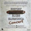 History Of Blues Harmonica-(2CDS) In Concert