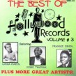 Best of HOLLYWOOD Records Vol 3- Johnny Fuller- Tal Miller