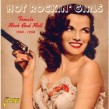 HOT ROCKIN GIRLS- Female Rock & Roll Wild Women 1956-58