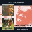 Hooker John Lee-(2CDS USED) Kabuki Wuki / Born In Mississippi