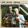 Liban Jim/ Joel Paterson Trio- I Say What I Mean