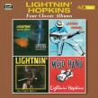 Hopkins Lightnin-(2CDS) Four Classic Albums
