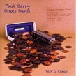 Paul Barry Blues Band- Talk Is Cheap