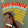 Son House-(VINYL) The Real Delta Blues