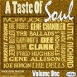 A Taste Of Soul- Volume 1 (Vee Jay)