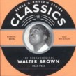 Brown Walter- Chronological 1947-1951