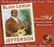 Blind Lemon Jefferson- (4cds) Complete Recordings