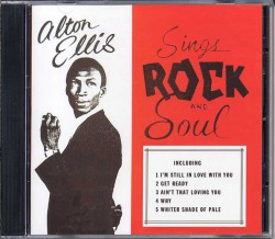 Ellis Alton- Sings Rock & Soul