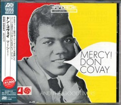Covay Don- Mercy! (Japanese Import)