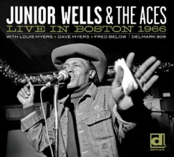 Wells Junior & THE ACES- Live in Boston 1966