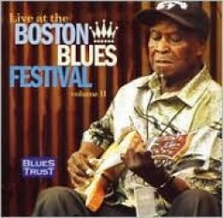 Sumlin Hubert-Lazy Lester-Live At Boston Blues Fest #2