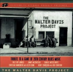 The WALTER DAVIS Project- Jimmy McCracklin- Billy Boy Arnold