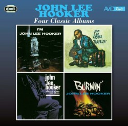 Hooker John Lee-(2CDS) Four Classic Albums