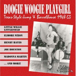 Bluebeat Music Boogie Woogie Playgirl Texas Style Jump