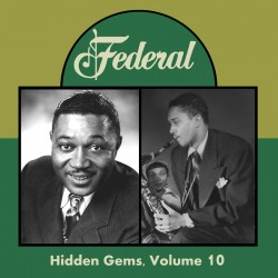 Hidden Gems Volume 10- More FEDERAL RECORDS