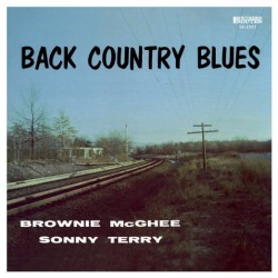Brownie McGhee & Sonny Terry-(VINYL) Back Country Blues