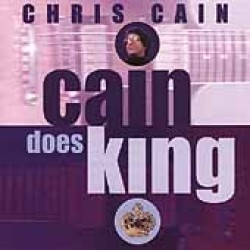 Cain Chris- (USED) Cain Does King (BB King)