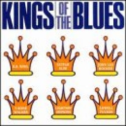 Kings Of The Blues-(USED) Hard Core Post War