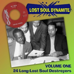 Lost Soul Dynamite-Vol 1- 24 Long Lost Soul Destroyers