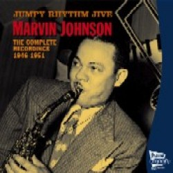 Johnson Marvin- Jumpy Rhythm Jive- Complete 46-51 Recordings