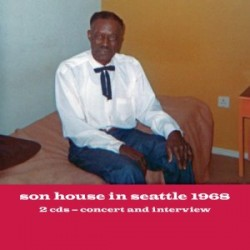 House Son- (2CDS)- In Seattle 1968