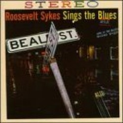 Sykes Roosevelt-Sings The Blues