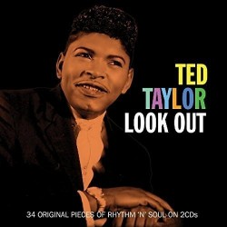 Taylor Ted-(2CDS) Look Out!!