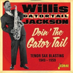 Jackson Willis Gatortail- Doin The Gator Tail