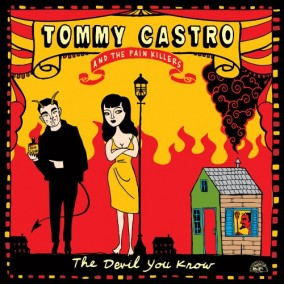 Castro Tommy-(USED) The Devil You Know