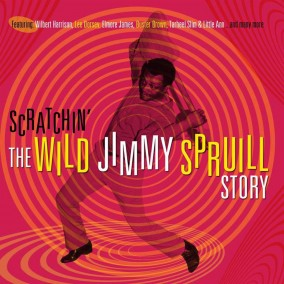 Spruill Wild Jimmy-(2CDS) SCRATCHIN\'
