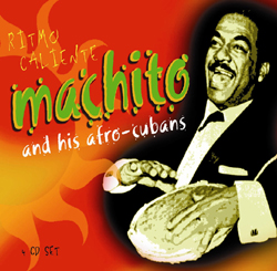 Bluebeat Music Machito Amp His Afro Cubans 4cds Ritmo